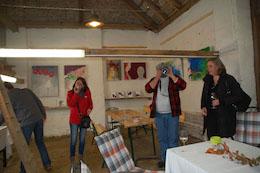 Ausstellung im Stadel2